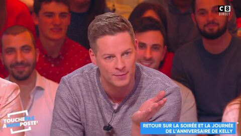 VIDEO Matthieu Delormeau arrêté par la police: son anecdote improbable