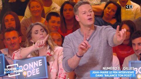VIDEO Cyril Hanouna veut inviter Jean-Marie Le Pen, Matthieu Delormeau laisse éclater sa colère
