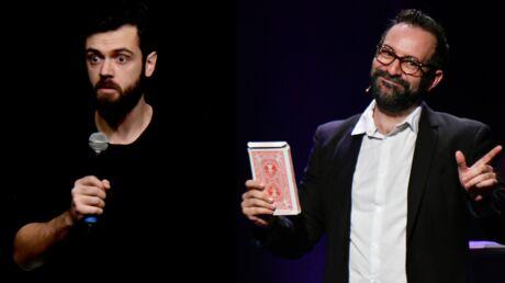 PHOTOS Charles Nouveau et François Martinez sacrés au 35ème festival Mont-Blanc Humour