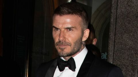 PHOTOS David Beckham dévoile son microscopique nouveau tatouage