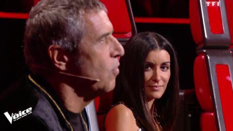 Info Voici – The Voice: rien ne va plus entre Jenifer et Julien Clerc