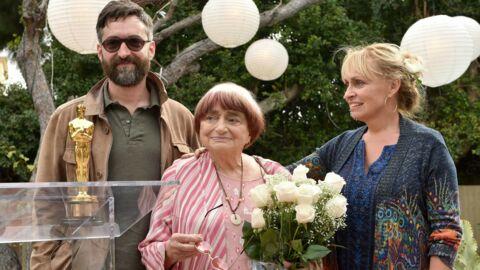 PHOTO Mort d'Agnès Varda: le touchant hommage de son fils Mathieu
