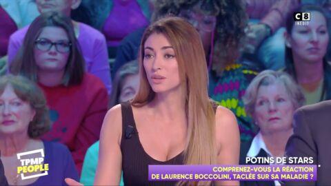 VIDEO Rachel Legrain-Trapani révèle être porteuse du même gène que Laurence Boccolini