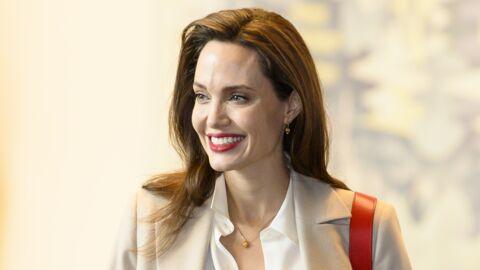 PHOTOS Angelina Jolie: rayonnante, la star donne un vibrant discours à l'ONU