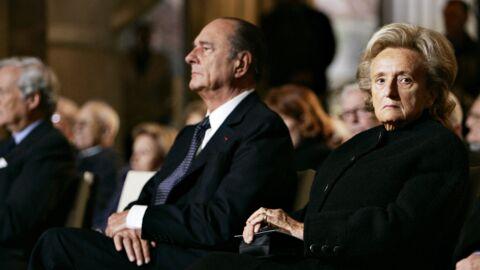 Jacques Chirac: comment Bernadette a travaillé dans l'ombre à son succès… dès l'école!