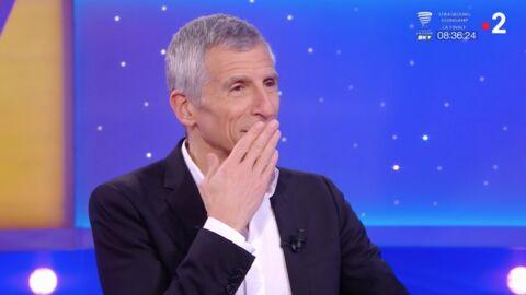 VIDEO Nagui très gêné par la déclaration enflammée d'une candidate de Tout le monde veut prendre sa place