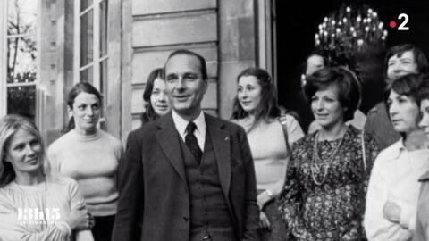 VIDEO Jacques Chirac séducteur: son «idylle» secrète avec une journaliste