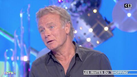 VIDEO Franck Dubosc fâché avec Gérard Darmon: il lui adresse un petit message