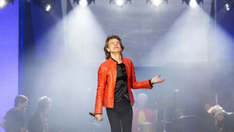 Mick Jagger malade: après l'annulation des concerts, le chanteur des Stones se dit «dévasté»