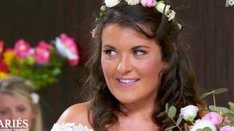 Sonia (Mariés au premier regard) a déchiré sa robe le jour du mariage!