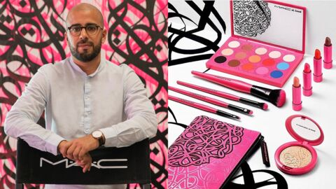 Arty – La collaboration M.A.C avec le street-artist EL Seed
