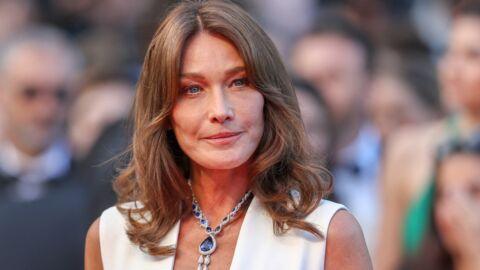 PHOTO Carla Bruni dévoile un cliché de sa mère jeune: la ressemblance est troublante