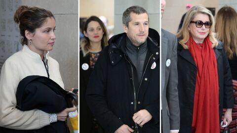 Mort d'Agnès Varda: Guillaume Canet, Marion Cotillard, Catherine Deneuve… Les stars réunies en son honneur à la Cinémathèque