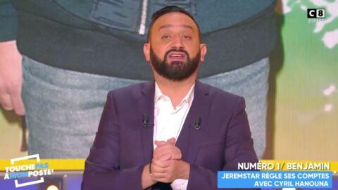 VIDEO Cyril Hanouna: sa réponse cinglante au tacle de Jeremstar