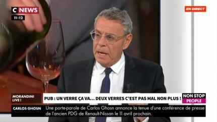 VIDEO Jean-Michel Cohen: son coup de gueule contre la nouvelle pub de prévention de l'alcool