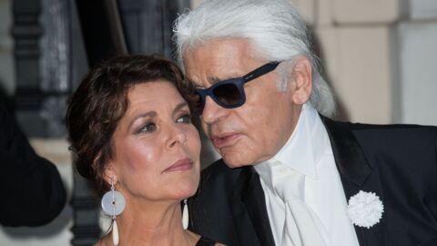 Karl Lagerfeld: la détresse de Caroline de Monaco après la mort du couturier