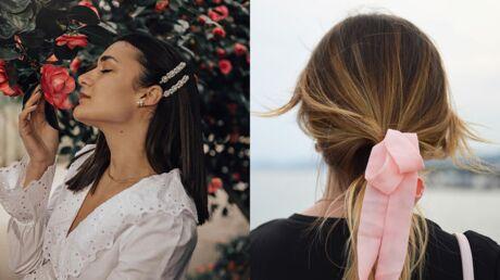 L'accessoire pour cheveux, la grosse tendance printemps/été