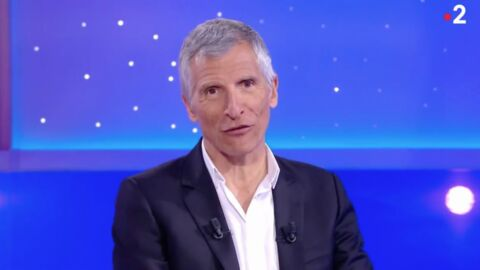 VIDEO Nagui: son amusant tacle à Michel Cymes dans Tout le monde veut prendre sa place