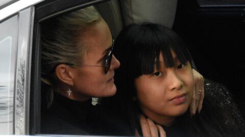 PHOTO Johnny Hallyday: sa fille Jade lui rend un nouvel hommage bouleversant
