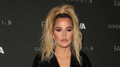 Khloé Kardashian mal à l'aise après une question sur Tristan Thompson