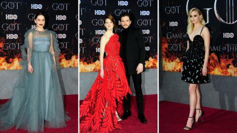 Game of Thrones: Retour sur les looks des acteurs lors de l'avant-première