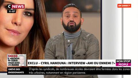 VIDEO «C'est une ennemie!»: Cyril Hanouna se lâche sur Karine Ferri après leur clash