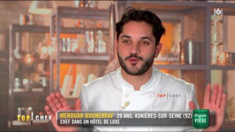 Merouan: pourquoi son formulaire d'inscription à Top Chef aurait pu lui coûter sa place