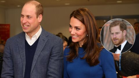 Le prince William aurait trompé Kate Middleton : la réaction sans appel du prince Harry