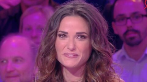 VIDEO Capucine Anav très mal à l'aise après une question sur son couple avec Alain-Fabien Delon