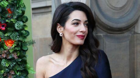 Les conseils d'Amal Clooney à Meghan Markle pendant sa grossesse