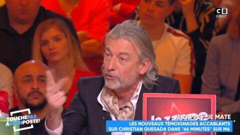 VIDEO Christian Quesada en prison: Gilles Verdez accable la production des 12 Coups de midi