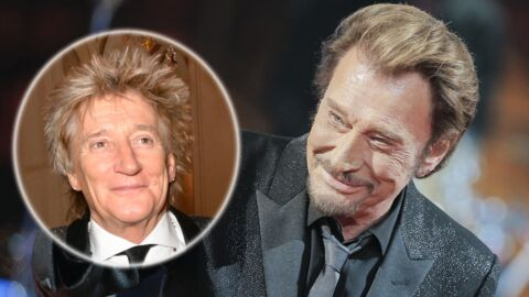 Johnny Hallyday: Rod Stewart évoque ses souvenirs avec le rocker