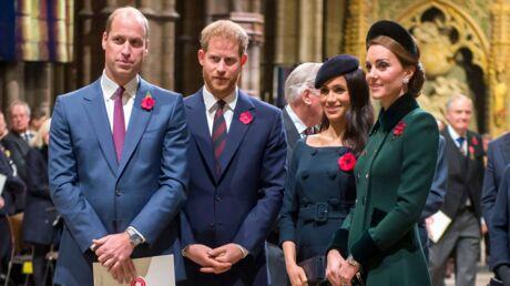 Le prince William n'a pas toujours soutenu la relation entre Harry et Meghan