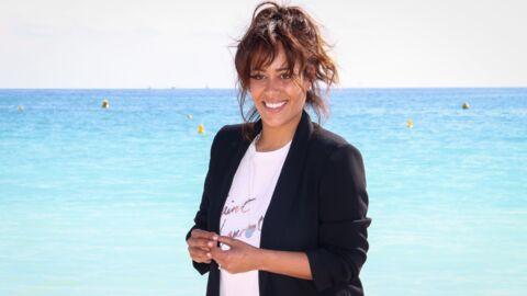 Amel Bent révèle pourquoi elle fait parfois peur à son mari