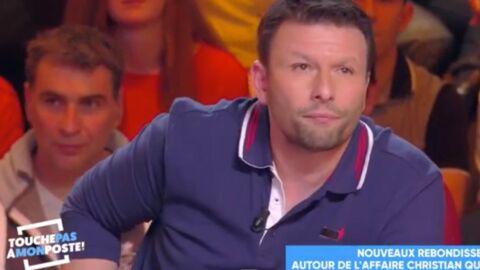 Affaire Christian Quesada: une énorme altercation a éclaté entre Raymond et Gilles Verdez après TPMP