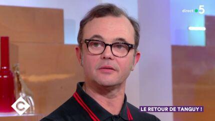 VIDEO Tanguy: Eric Berger a rencontré sa femme grâce au film