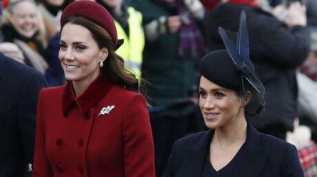 Découvrez le prix exorbitant des garde-robes de Meghan Markle et Kate Middleton