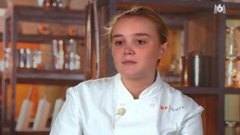 Top Chef: Alexia Duchêne confie à quel point sa blessure l'a fait souffrir dans l'aventure
