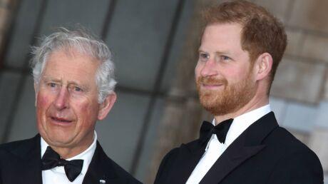Prince Charles: comment il a évité une dispute de couple à Harry et Meghan