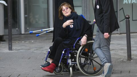 PHOTO Jane Birkin: pourquoi était-elle en chaise roulante lors des obsèques d'Agnès Varda?