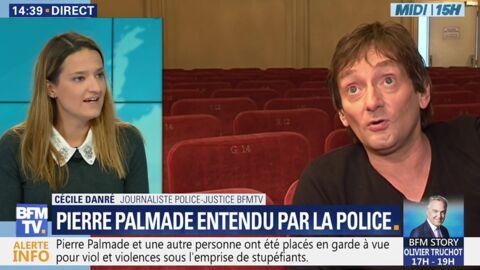 Pierre Palmade en garde à vue pour viol: que s'est-il vraiment passé?