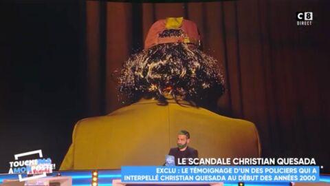 VIDEO Christian Quesada arrêté pour exhibition sexuelle devant des écoles: un policer raconte