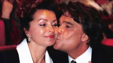 Bernard Tapie: cet engagement qui aurait pu lui coûter son mariage avec Dominique