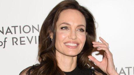Angelina Jolie:  sa drôle de manière d'élever ses enfants