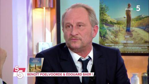 VIDEO Benoît Poelvoorde gravement blessé sur le tournage de son dernier film