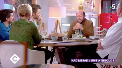 VIDEO La belle déclaration d'amour de Kad Merad à Olivier Baroux dans C à vous