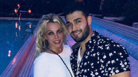 PHOTO Britney Spears admise en hôpital psychiatrique: l'adorable pensée de son petit-ami Sam Asghari