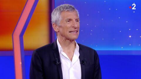 VIDEO Nagui: cette blague qui risque de ne pas plaire à Geneviève de Fontenay
