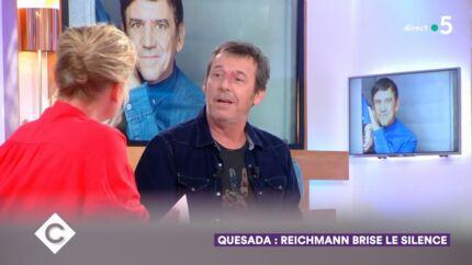 VIDEO Affaire Christian Quesada: Jean-Luc Reichmann en veut aux personnes qui ne parlent que maintenant