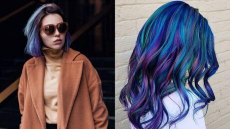 Galaxy Hair: cédez à la folie capillaire du futur